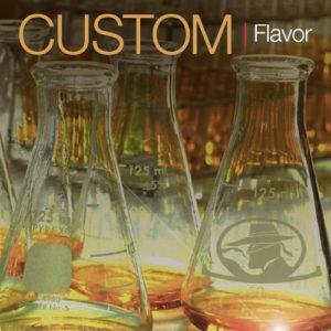 Create a custom e-liquid