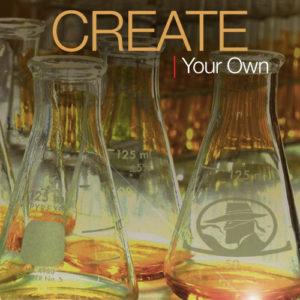 Create your own eliquid flavor