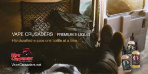 Vape Crusaders premium eLiquid
