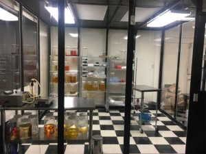 iso 7 certified eliquid lab at Vape Crusaders Roseburg Vape Shop