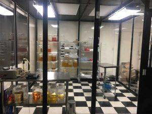 iso 7 certified eliquid lab at Vape Crusaders