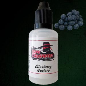 Blueberry Custard vape juice
