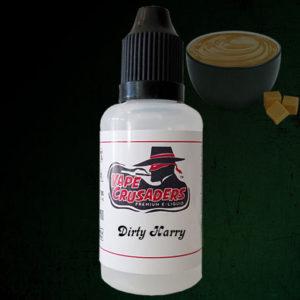 Butterscotch Caramel Custard with hints of Bourbon e-liquid
