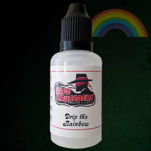 Rainbow candy flavored ejuice