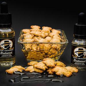 Graham cracker cookie flavored ejuice