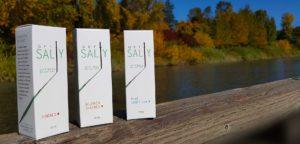 Get Salty Nic Salt ejuice by Vape Crusaders
