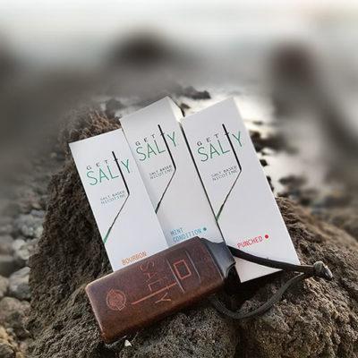 Salt Based Nicotine Eliquid
