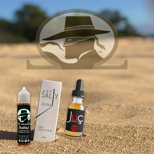 National eliquid lines by Vape Crusaders